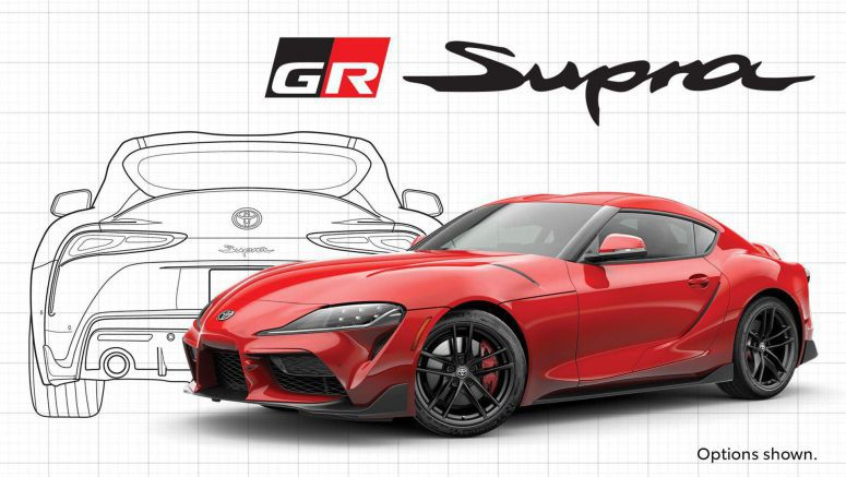 Get A Free 2020 Supra GR Poster Mailed To Your House, On Toyota