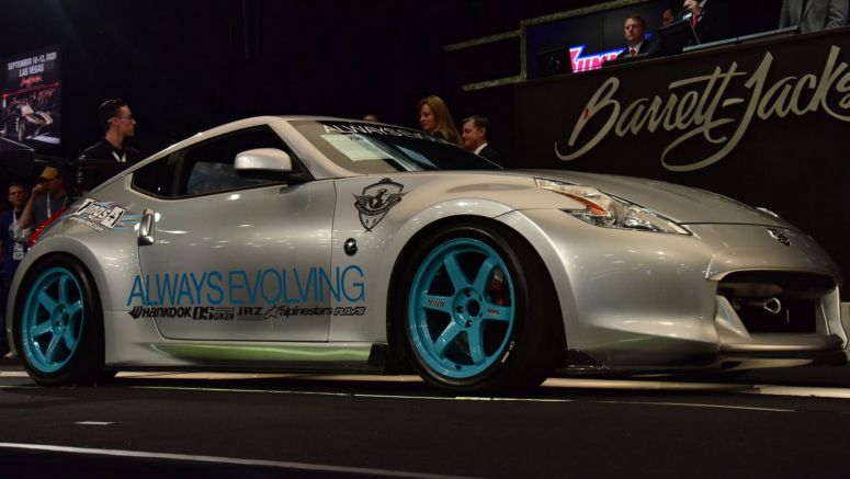 Paul Walker's Nissan 370Z From Fast & Furious Becomes The Most Expensive 370Z Ever Sold In Auction