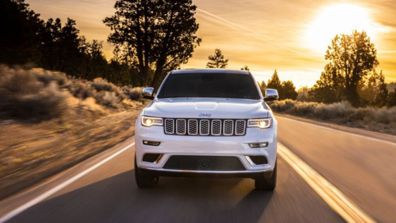EU finds Jeep Grand Cherokee and Suzuki Vitara break emissions rules