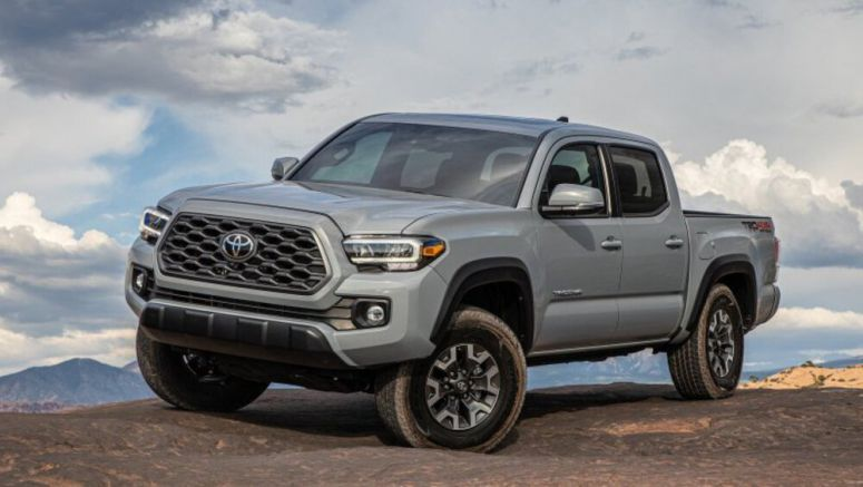 Toyota Tacoma assembly moving from Texas to Mexico