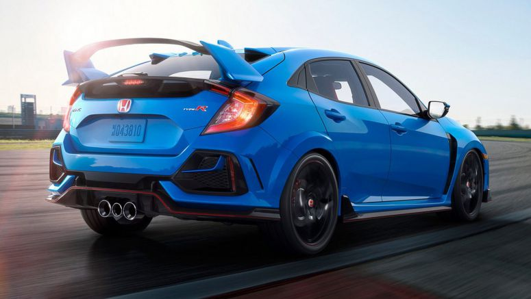 Honda's Type R Badge Will Likely Remain Exclusive To The Civic