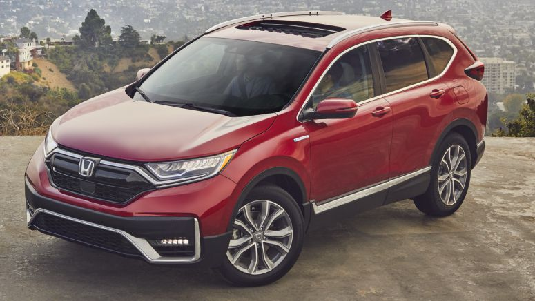 2020 Honda CR-V Hybrid Arrives In U.S. Dealers Priced From $28,870
