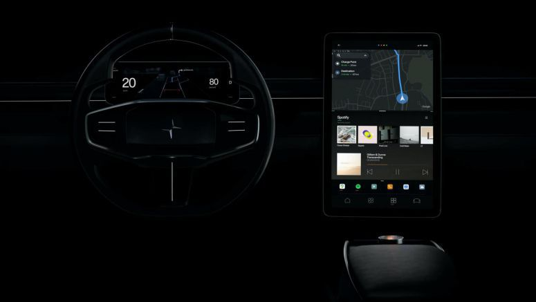 Polestar To Showcase New Android-Powered Infotainment Features On February 25