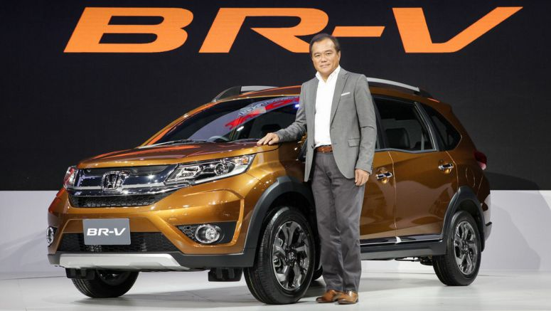 Honda To Close Factory In Philippines Building BR-V And City