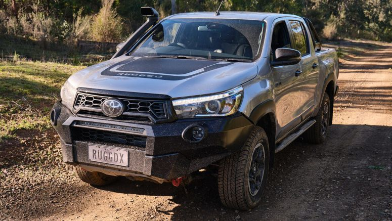Toyota Secures Trademark For 'GR HiLux', Ford Ranger Raptor Rival Possible