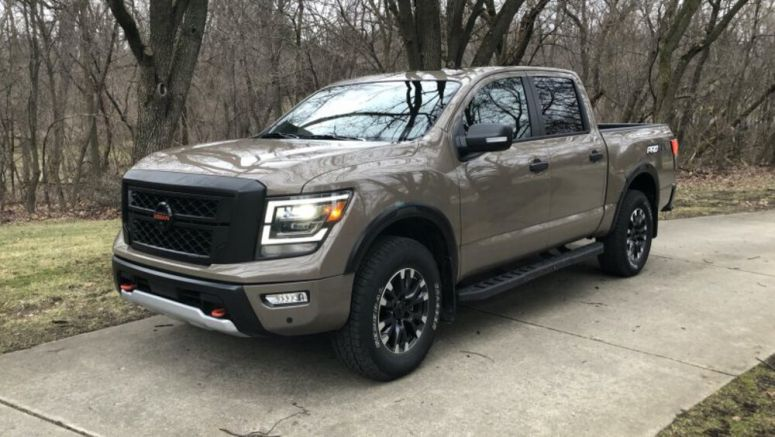2020 Nissan Titan Pro-4X Review | Impressions, photos, specs, features, price