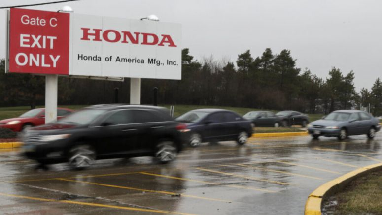 Honda and FCA won't restart their North American plants until May
