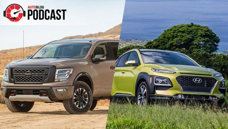 Autoblog Podcast #621: Nissan Titan, Hyundai Kona, Mitsubishi Outlander PHEV