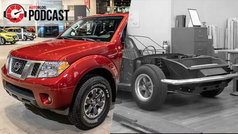 Autoblog Podcast #622: Nissan Frontier, mid-engine Mustang mystery, Chevy Trail Boss, personal luxury coupes