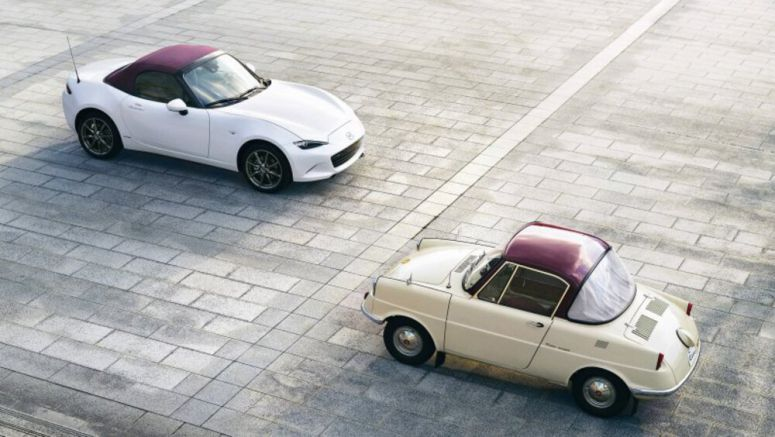Mazda celebrates its 100th anniversary with limited-edition models