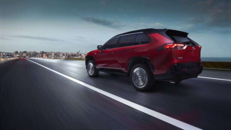 The 302 hp 2021 Toyota RAV4 Prime will start under $40,000