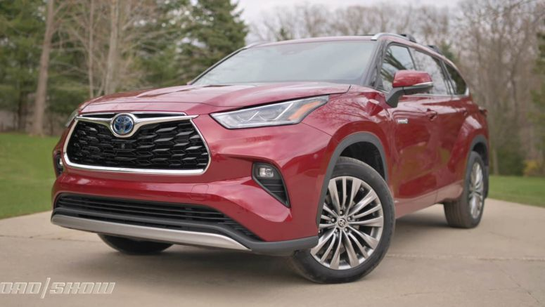 Can The 2020 Toyota Highlander Hybrid Make A Difference In A Fiercely Contested Segment?