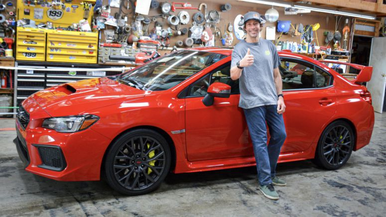 Travis Pastrana And Subaru To Star In Gymkhana 11 In Place Of Ken Block