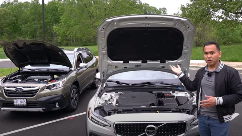 Is The Volvo V60 Cross Country Worth $5k-10k More Than A Subaru Outback XT?