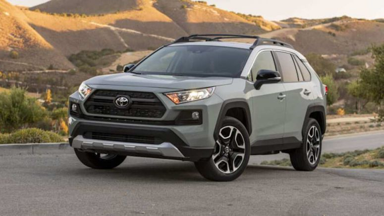 Toyota recalls select 2019-2020 RAV4s due to faulty suspension parts