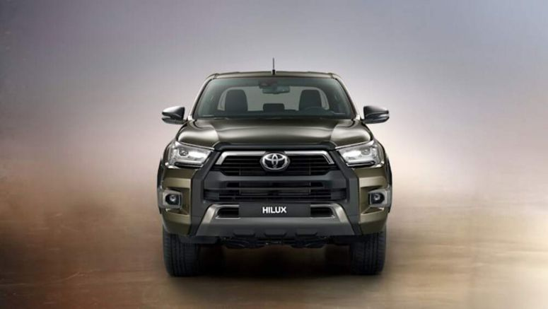 2020 Toyota Hilux announced with design updates, new engine