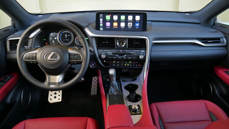 2020 Lexus RX Infotainment Driveway Test | Remote Touch, Touchscreen, Apple CarPlay
