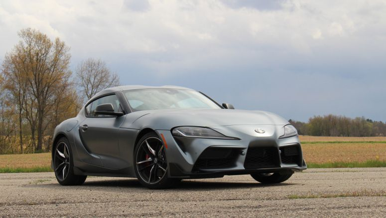 2021 Toyota Supra Review | Price, features, specs and photos