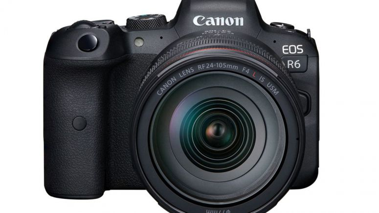 Canon Takes The Fight To Sony With Its New EOS R6 Camera