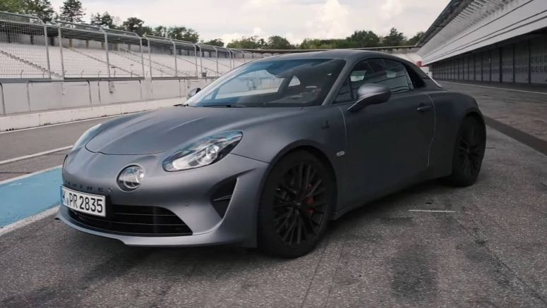 Alpine A110S Beats Porsche Panamera GTS On The Track, Loses Out To Renault Megane RS Trophy R