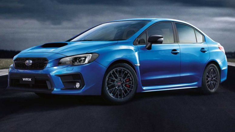 New 2021 Subaru WRX Club Spec Is Exclusive To Australia, Limited To 150 Units