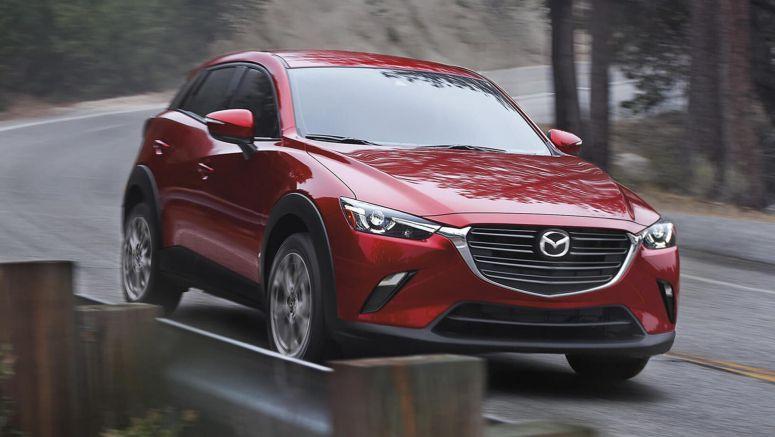 2021 Mazda CX-3 To Go On Sale Next Month, Priced From $20,640
