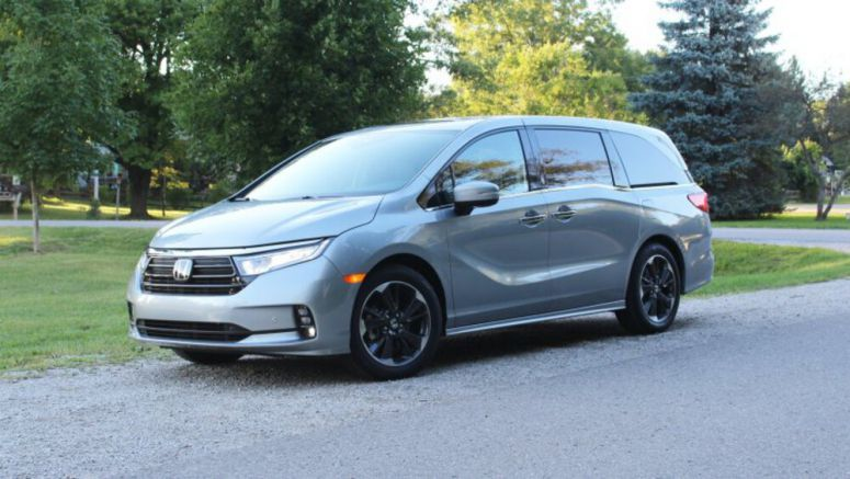 2021 Honda Odyssey minivan nabs Top Safety Pick+ award