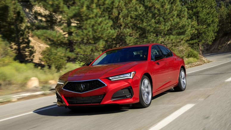 2021 Acura TLX First Drive | Impressions, specs, photos
