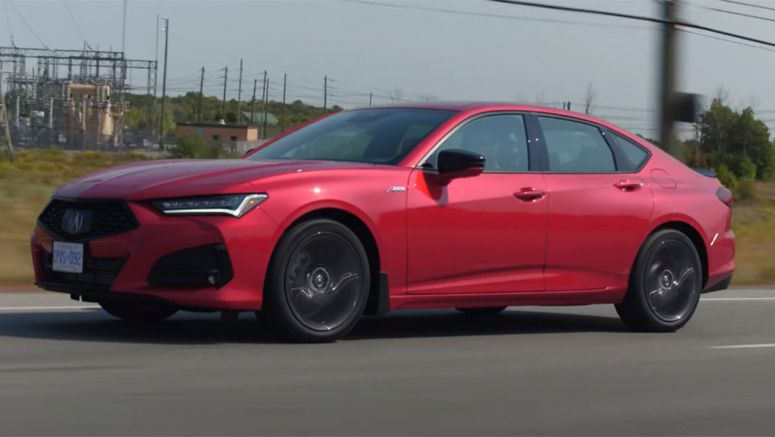 First Reviews Of 2021 Acura TLX Are In, Is It As Competitive As It Needs To Be?