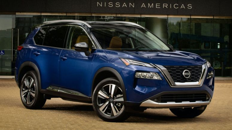 2021 Nissan Rogue Enters Production In Tennessee, Will Reach Dealers This Fall