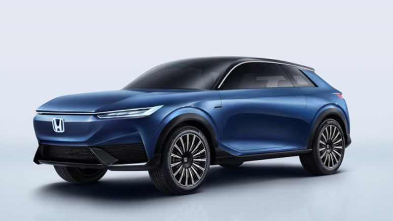 Honda SUV E:Concept introduced at 2020 Beijing Auto Show