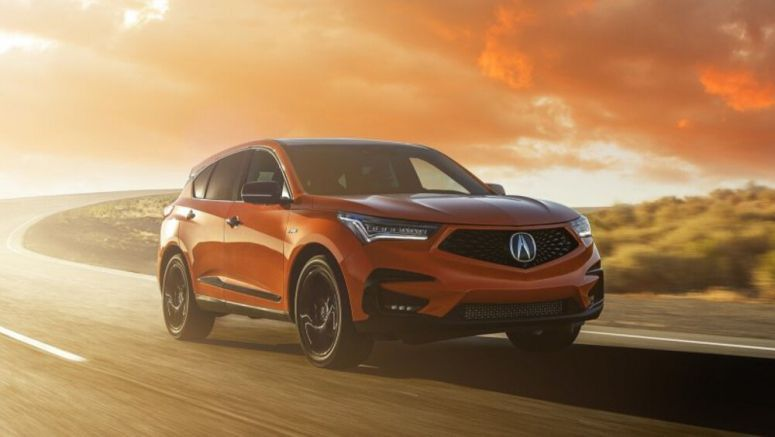 2021 Acura RDX PMC Edition is a sporty hand-built crossover