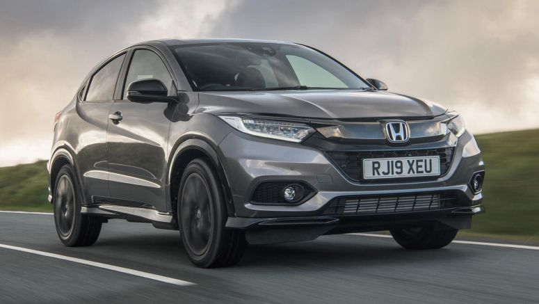 Honda Scraps Diesel Cars Altogether In The UK As Low-Revving HR-V Leaves The Lineup