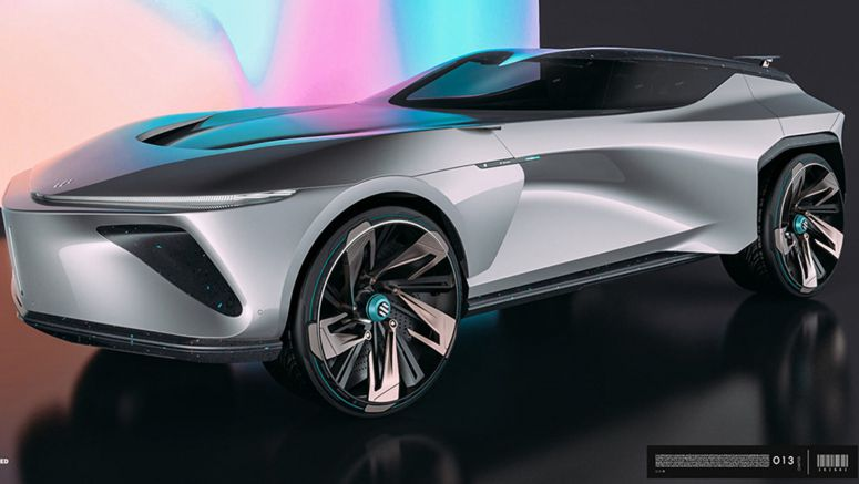 Suzuki Ikigai Is The Futuristic Halo Car The Company Needs