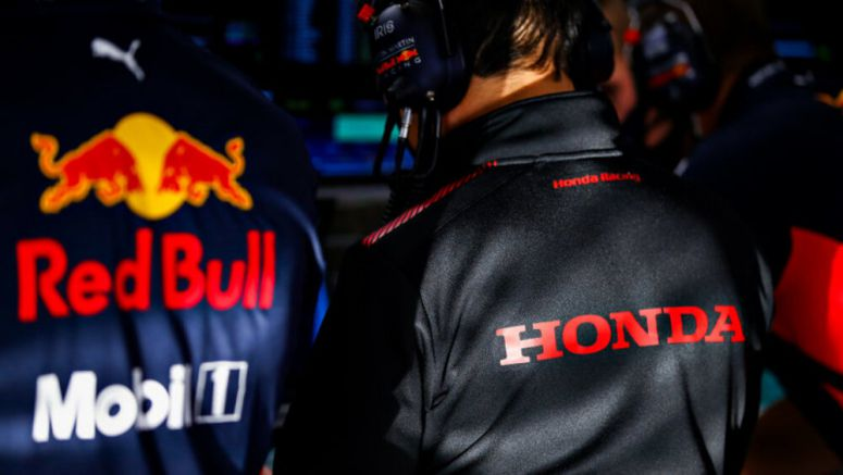 Red Bull hopes to take over Honda's F1 engine program