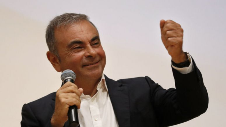 U.N. human-rights experts fault Japan's arrest and detention of Carlos Ghosn