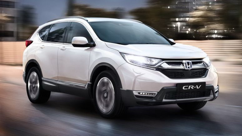 2021 Honda CR-V Hybrid Arrives In The UK With Subtle Updates For More Refinement