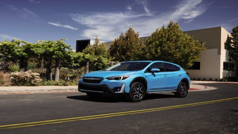 2021 Subaru Crosstrek Hybrid specifications and pricing released
