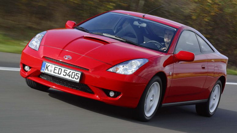 Toyota Re-Files For Trademark On Celica Name, Any Ideas What It's For?