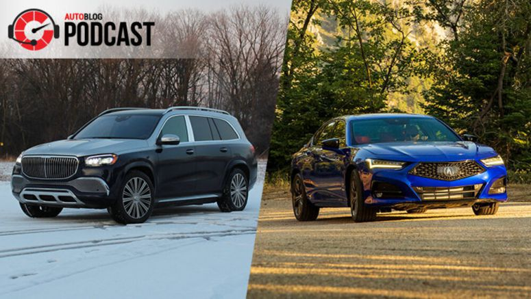 Autoblog Podcast #661: Mercedes-Maybach GLS 600, Acura TLX, and a flurry of electric cars in the pipeline