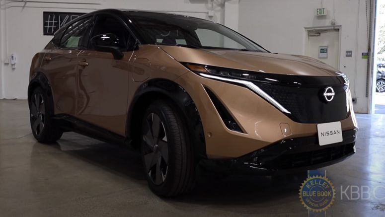 The All-Electric Ariya SUV Is Exactly What Nissan Needs