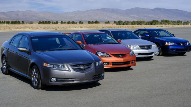 Acura Explains The Origin Story Of The Type S Badge