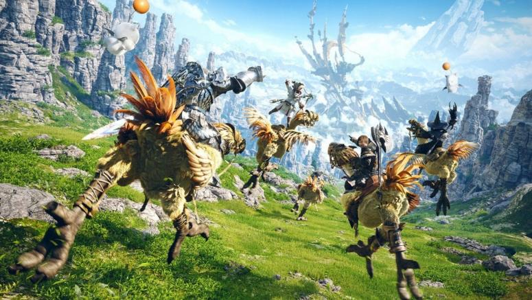 Square Enix Announces 'Pixel Perfect' Makeovers For Final Fantasy 1-6