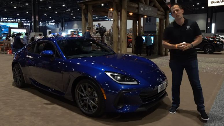 Get The Ins And Outs Of The 2022 BR-Z, Which Subaru Claims Is The World's Lightest RWD Sports Car