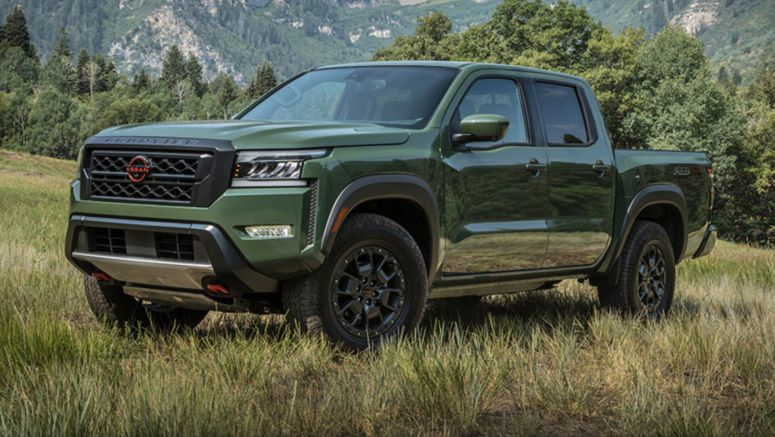2022 Nissan Frontier Review | A truck for people who like to drive