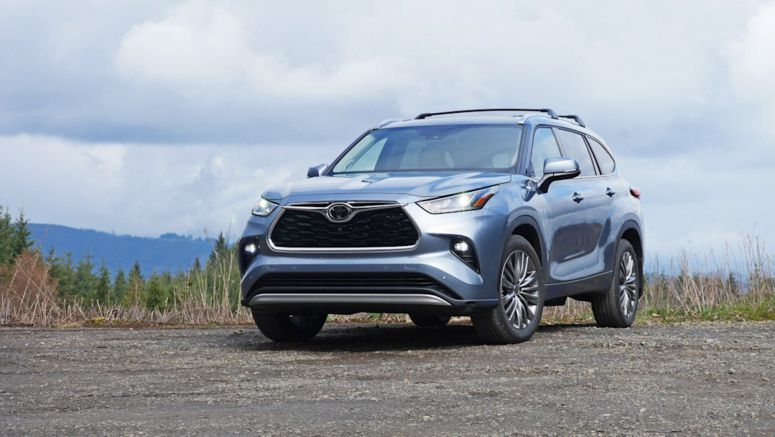 2022 Toyota Highlander Review | What's new, Hybrid mpg, price, Bronze Edition