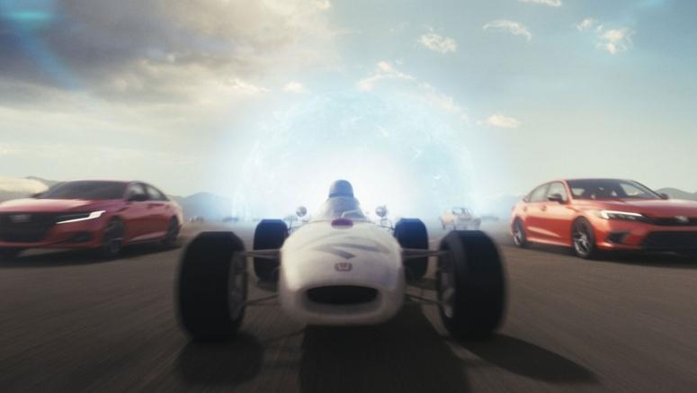 Honda's New 'Origin of Determination' Campaign Celebrates The Brand's History