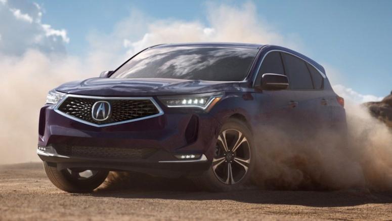 2022 Acura RDX pricing starts at $40,345, a $900 increase