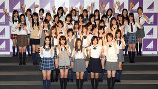 Nogizaka46 variety show in Oct
