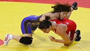 Wrestling: Yoshida, Icho named to Japan's World Cup team
